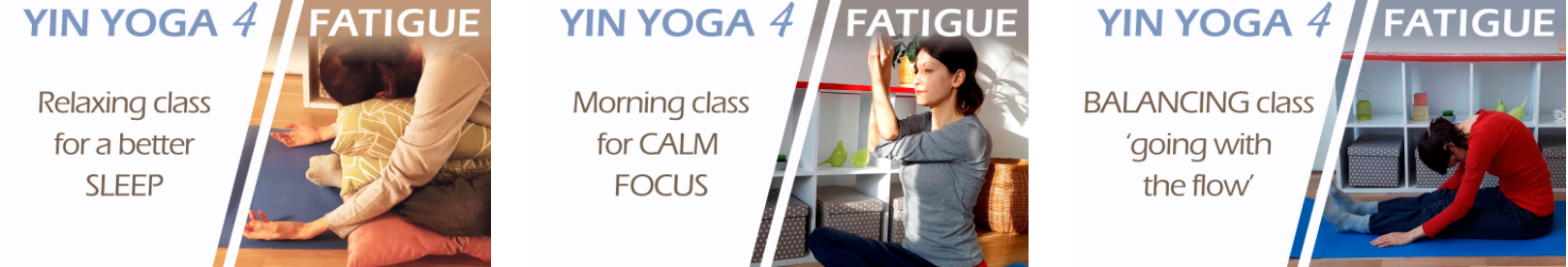 Yin Yoga for Fatigue